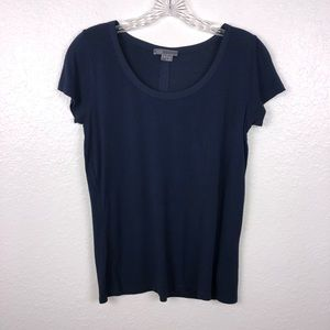Vince basic relaxed t shirt top blouse